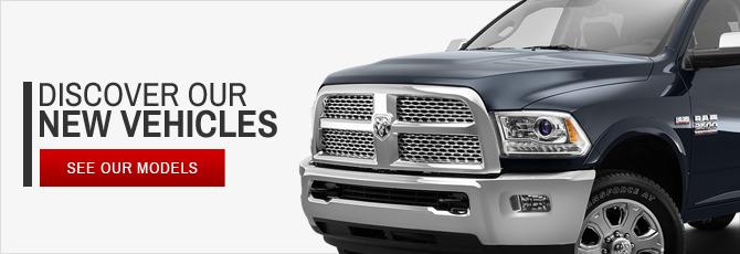 Discover our new vehicles