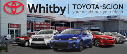 Whitby Toyota in Whitby